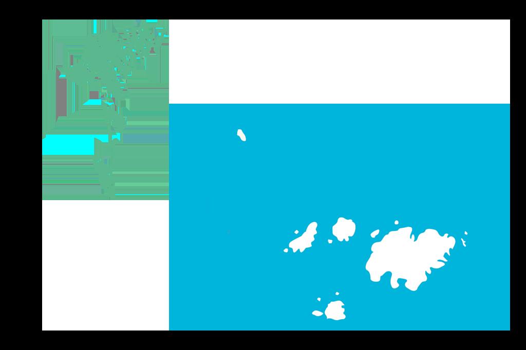 kort_faer_island